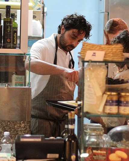 La Taverna del Mozzo - Chef Davide Mea